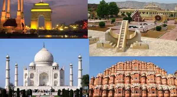 golden triangle 5 nights 6 days tour packages by innova crysta car