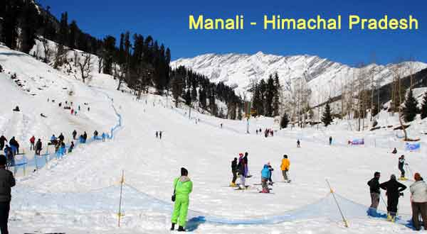 manali tour by innova crysta car